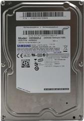 Festplatten Geräusch Samsung SATA HDD HD502IJ mit 500 GB