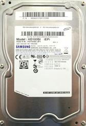 Samsung HD103SI SATA macht Geräusch