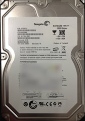 Seagate Barracude ST31000333AS