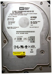 WD1600BB