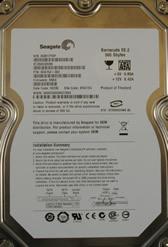 Seagate Barracuda ES2 mit 500 Gb macht Geräusche